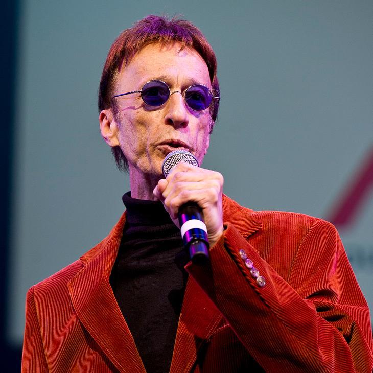 Robin Gibb: Lungenentzündung!
