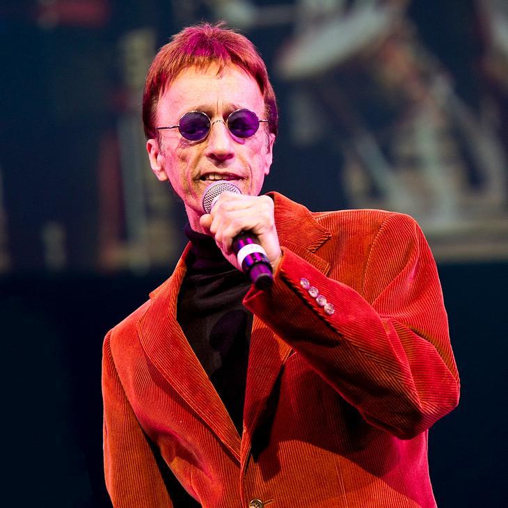 Robin Gibb: Letztes Lebewohl