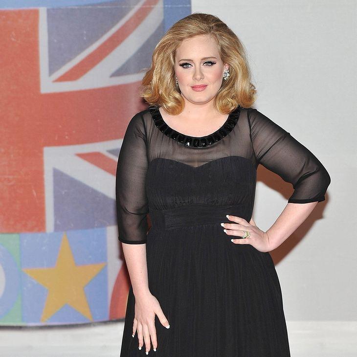 Adele möchte weiter abspecken