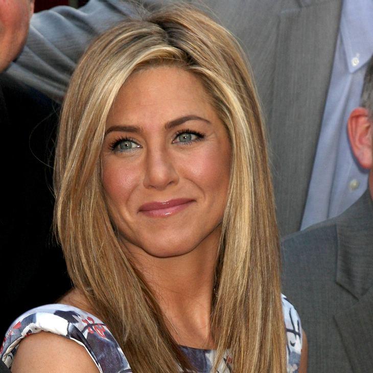 "Jennifer Aniston: ""'Rachel-Look' war Notlösung"""