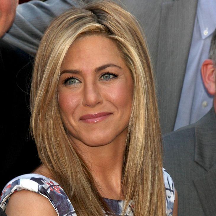 Jennifer Aniston: Kinderpläne auf Eis gelegt?