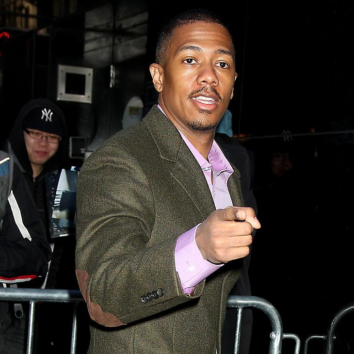 Nick Cannon besucht Lupus-Charity