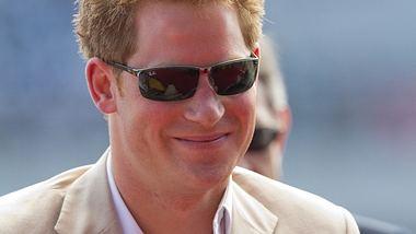 Prinz Harry: Kein Techtelmechtel mit Mollie King