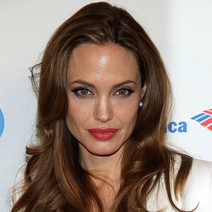 Angelina Jolie: Familienplanung abgeschlossen?