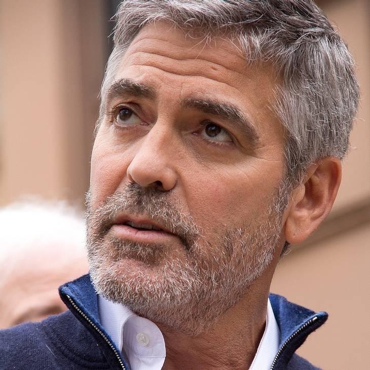 George Clooney wird für Obama zum Spendensammler