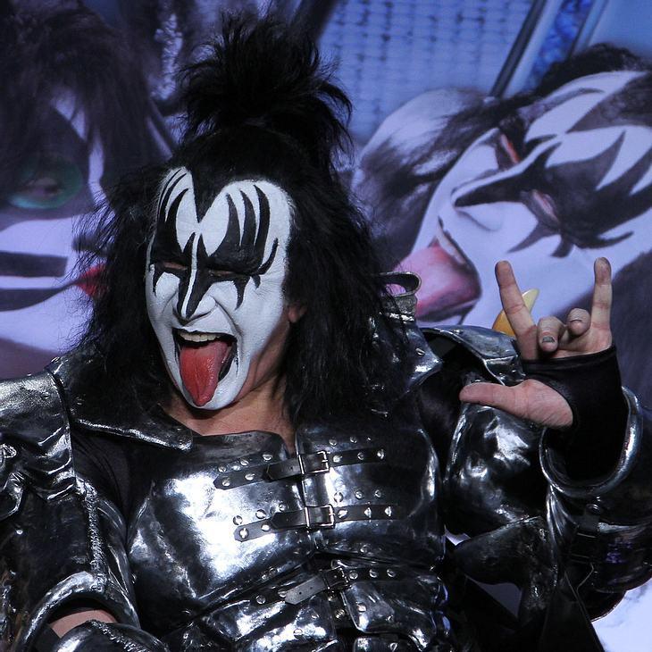 Kiss stänkern gegen Madonna