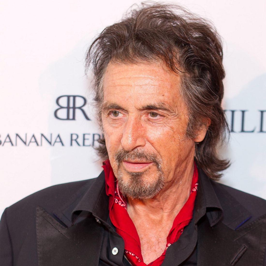 Al Pacino am Filmset verletzt