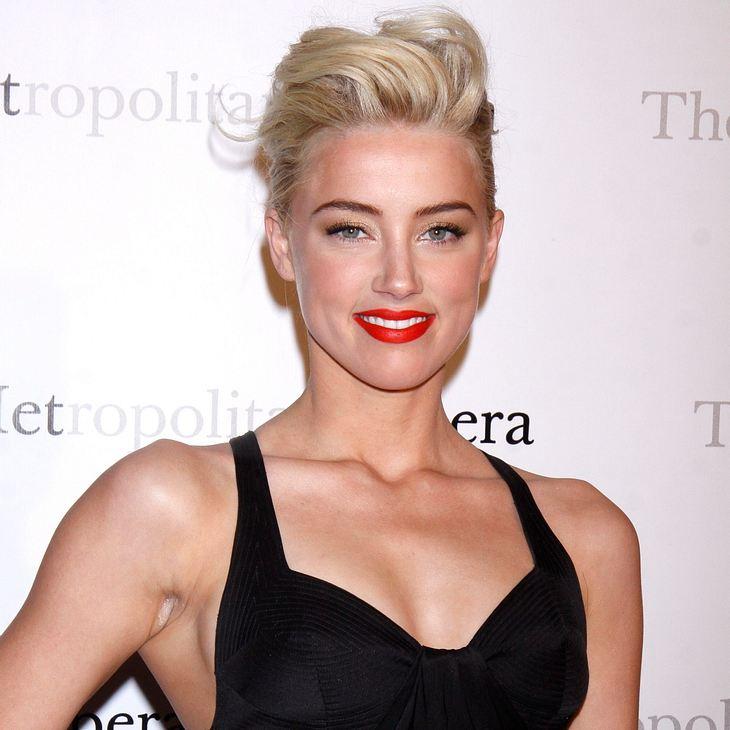 Amber Heard: Zurück zur Ex?