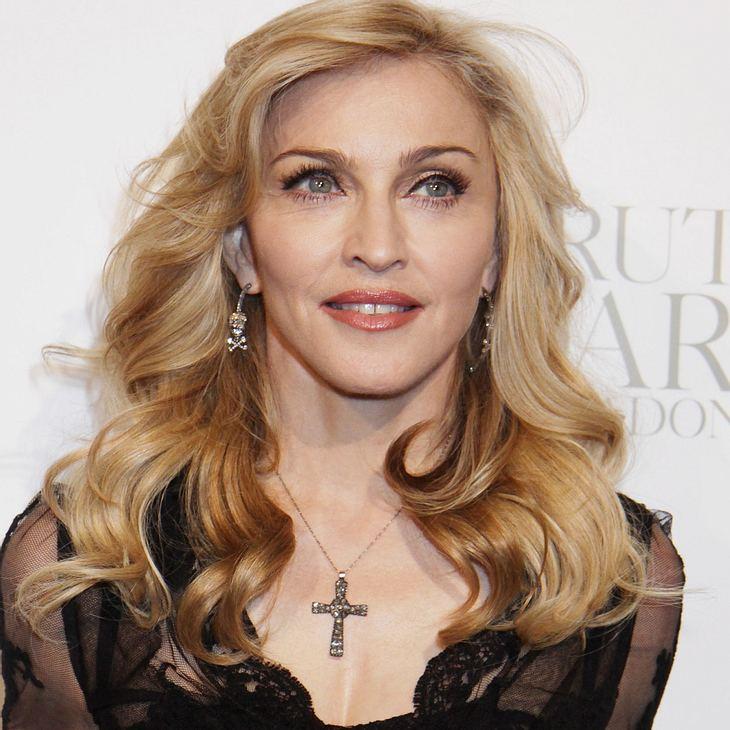 Madonna singt Gaga-Lied