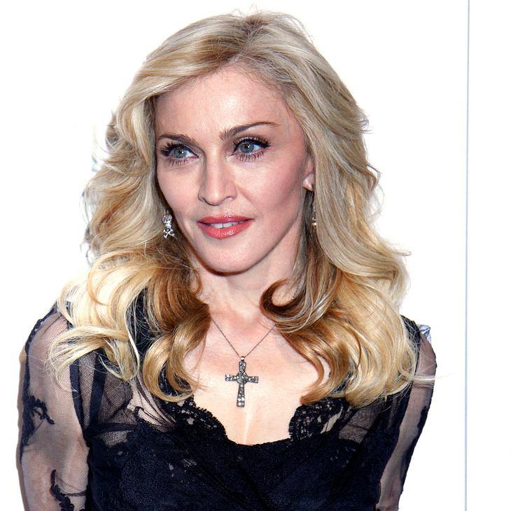 Madonna: Ärger wegen Markenrechtsverletzung
