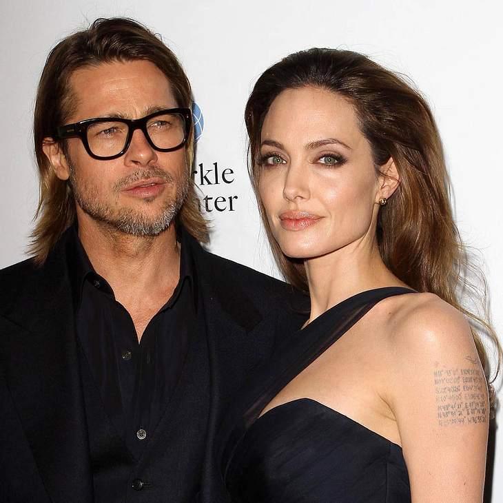 Angelina Jolie spendet für syrische Flüchtlinge
