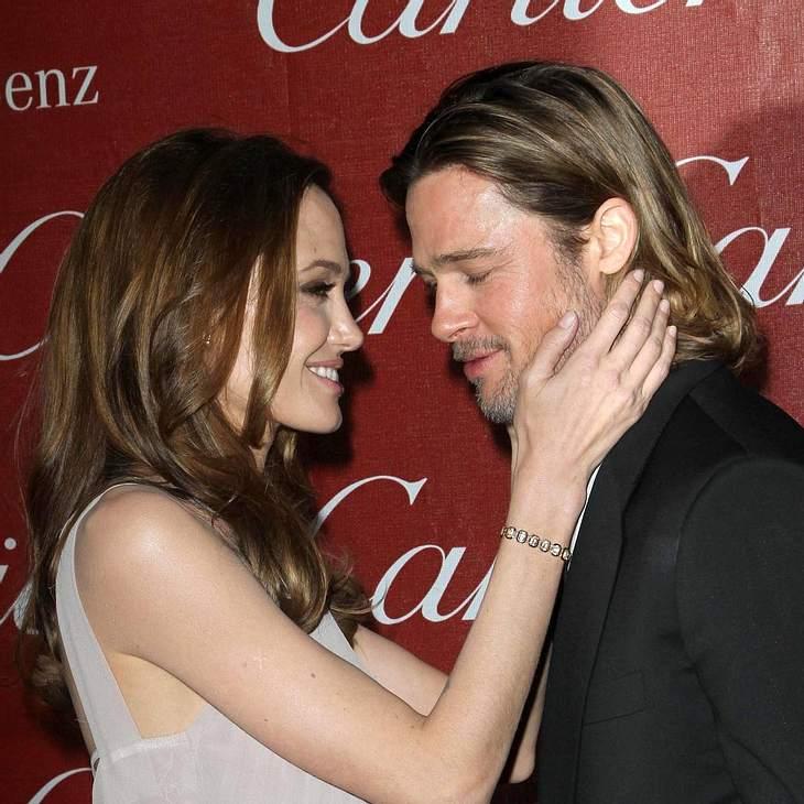 Brad Pitt und Angelina Jolie kreieren Wein