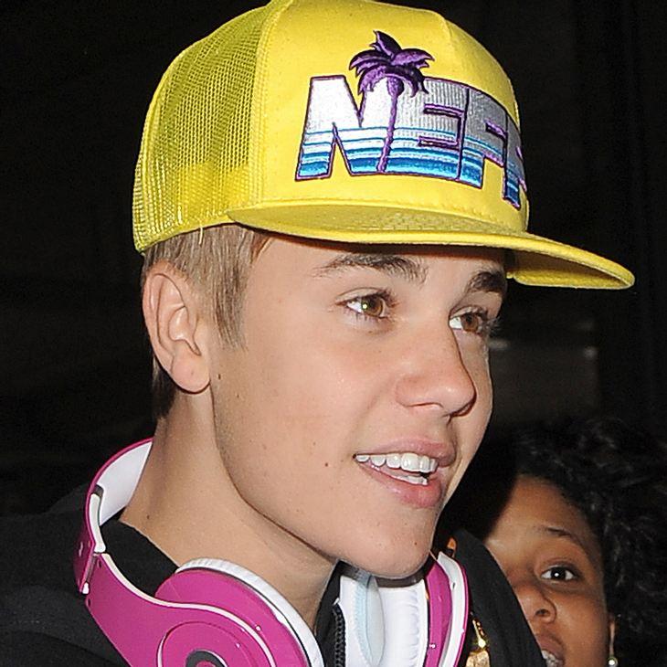 Justin Bieber flieht vor Fan-Menge