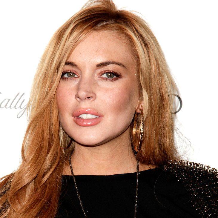 Lindsay Lohan: Zum Dinner ins Weiße Haus geladen