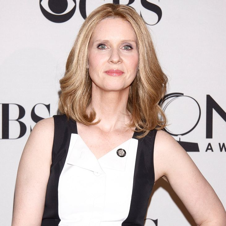 Cynthia Nixon hat in New York geheiratet