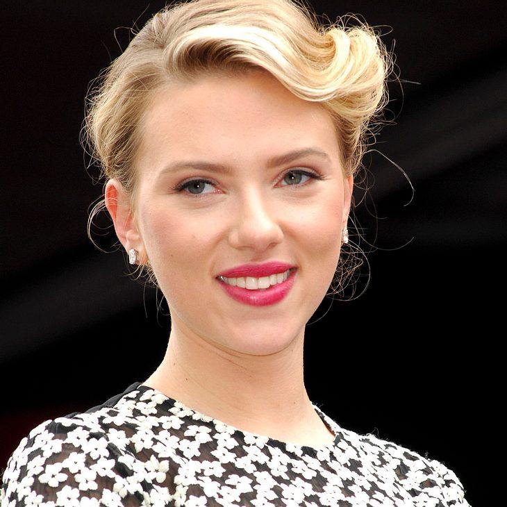 Scarlett Johansson ist wieder Single