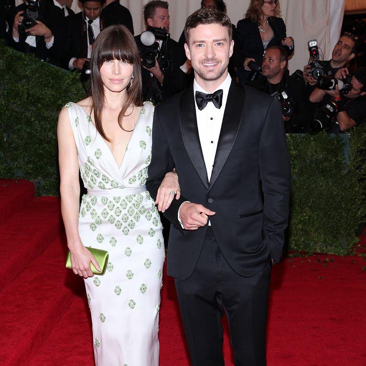 Jessica Biel und Justin Timberlake: Heirat in den nächsten Tagen?