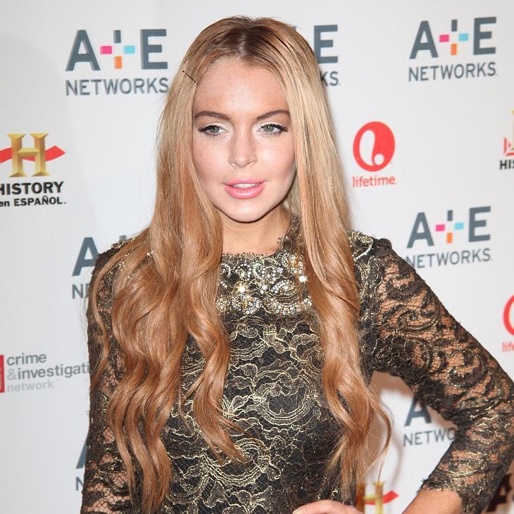 Lindsay Lohan entdeckt ihre spirituelle Seite