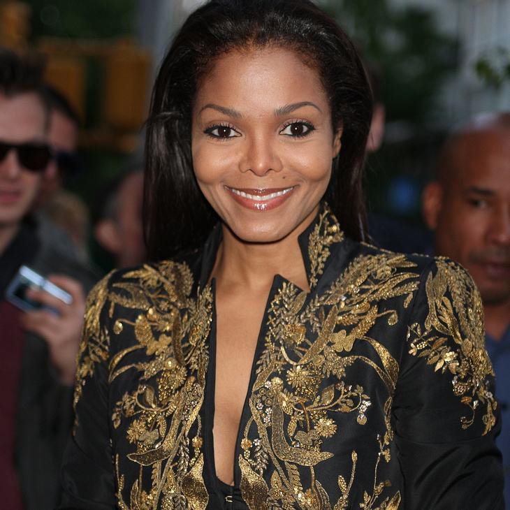Janet Jackson hat ihre Waage verbannt
