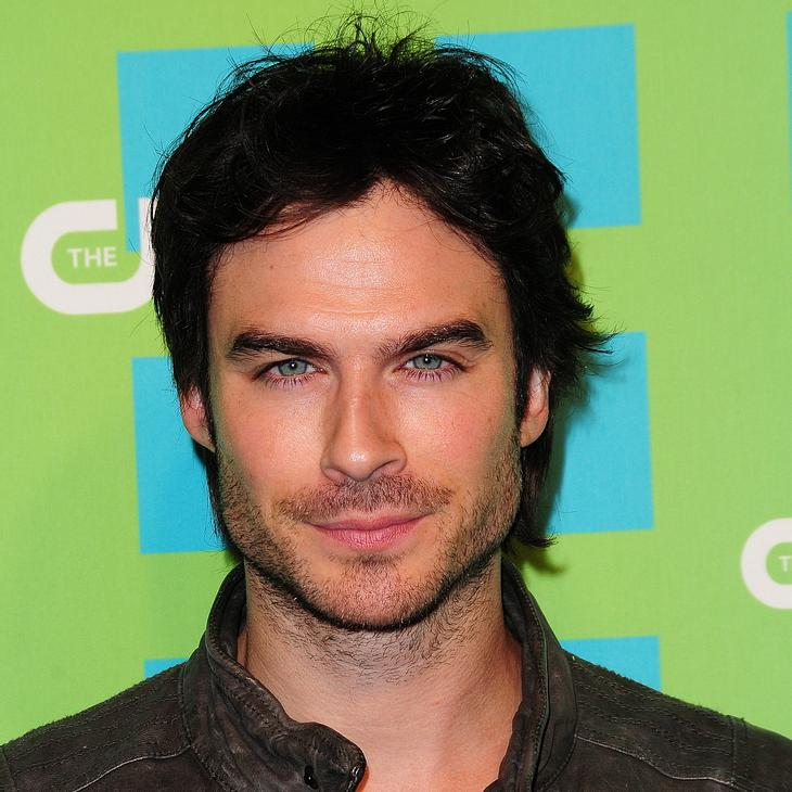 "Ian Somerhalder: ""Shades of Grey""-Wunschkandidat"