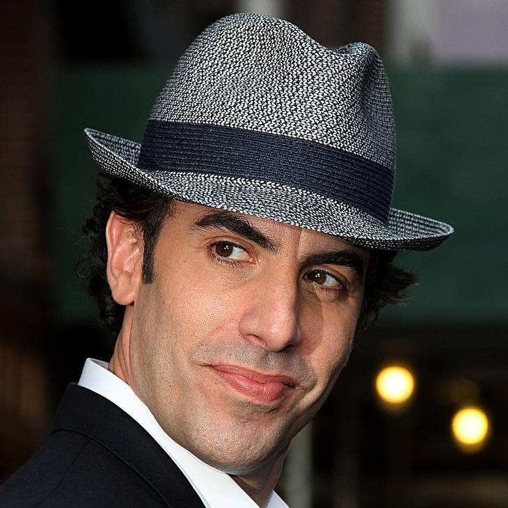 Sacha Baron Cohen hat Angst vor der Abschiebung
