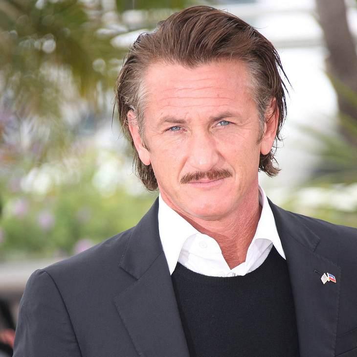 Sean Penn: Verschossen in Florence Welch