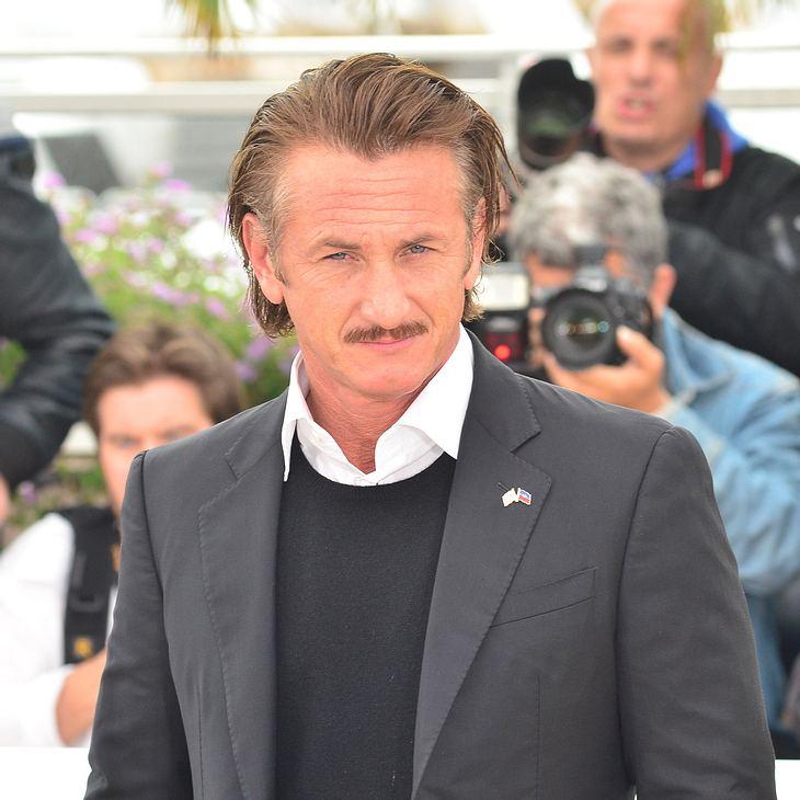 Sean Penn: 2 Millionen für Haiti