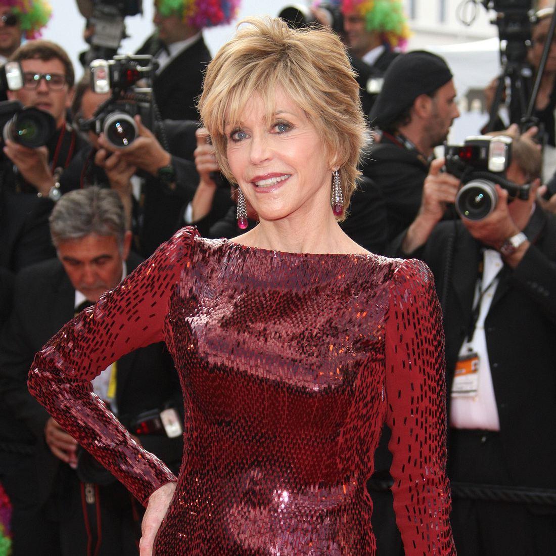 Jane Fonda schwärmt von Jennifer Lopez