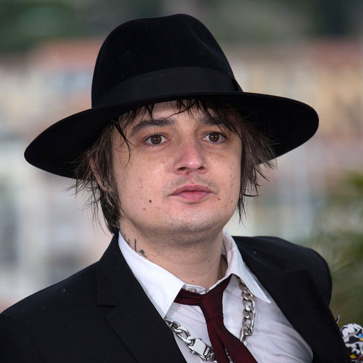 Pete Doherty spritze sich am Set Heroin
