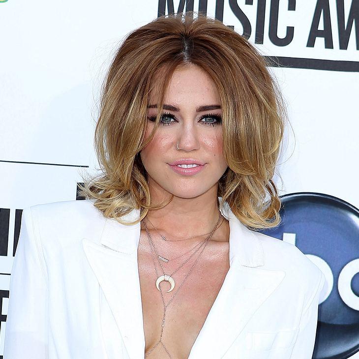 Miley Cyrus schwärmt von Sex