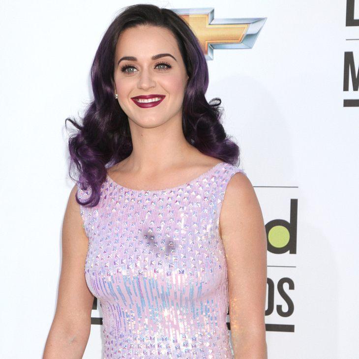 Katy Perry überrascht Londoner Fans