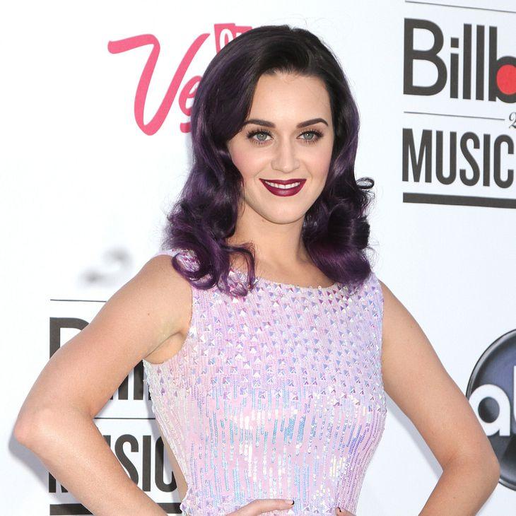 Katy Perry verrät Familiengeheimnis