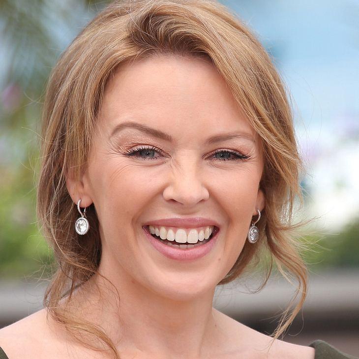 Kylie Minogue: Techtelmechtel mit Van Damme