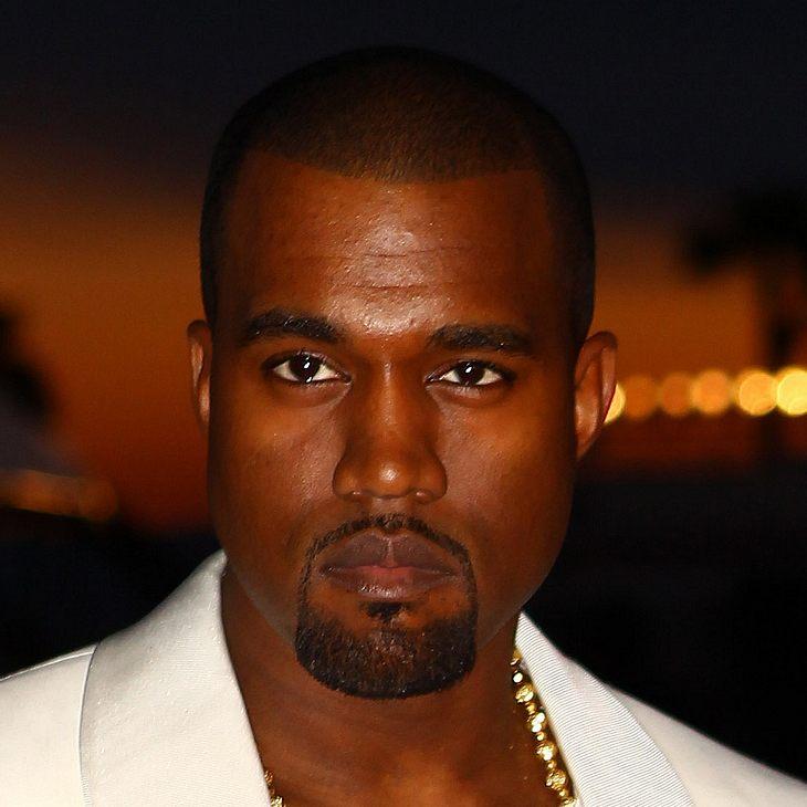 Kanye West stellt Film in Cannes vor
