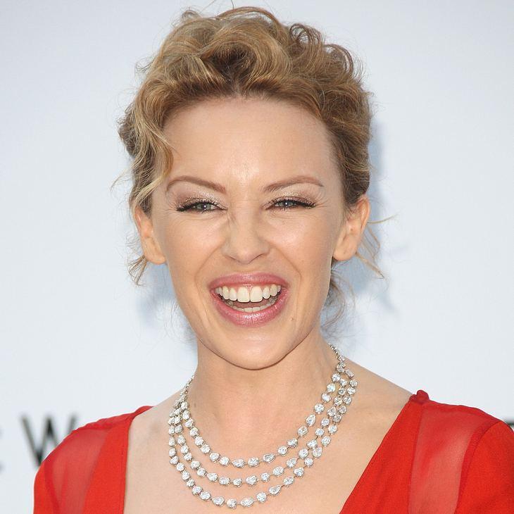 Kylie Minogue stellt Twitter-Rekord auf
