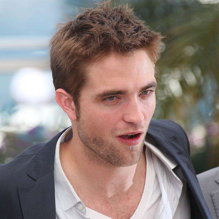 """Robert Pattinson sollte in """"Cosmopolis"""" alles zeigen"""