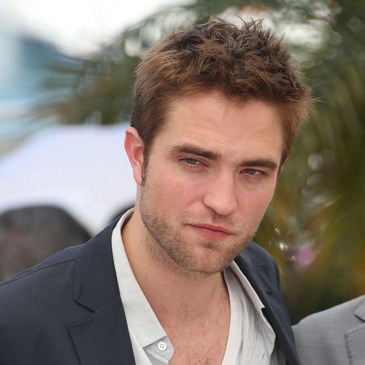 """Robert Pattinson nicht bei """"Hunger Games"""" dabei"""