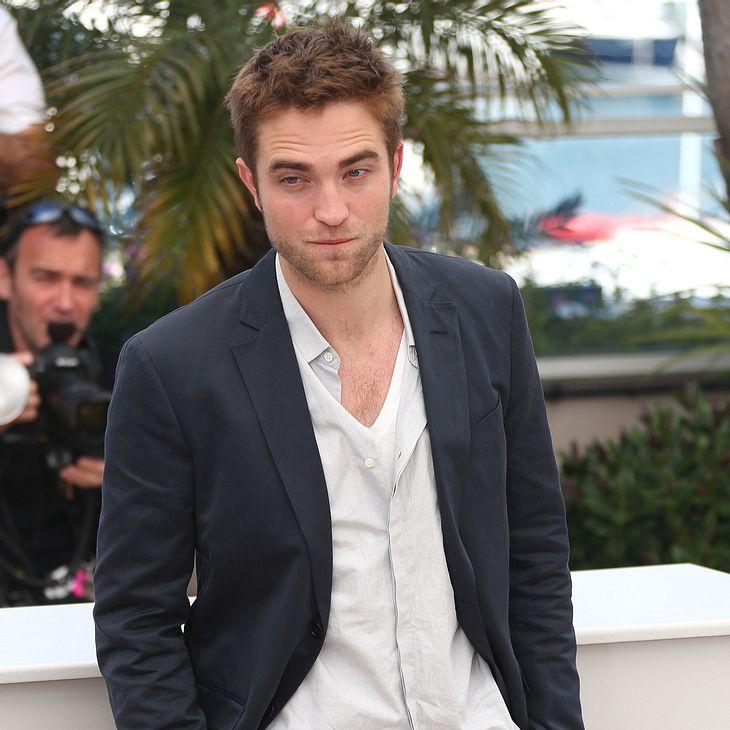 Robert Pattinson und Kristen Stewart: Gemeinsame Premiere?