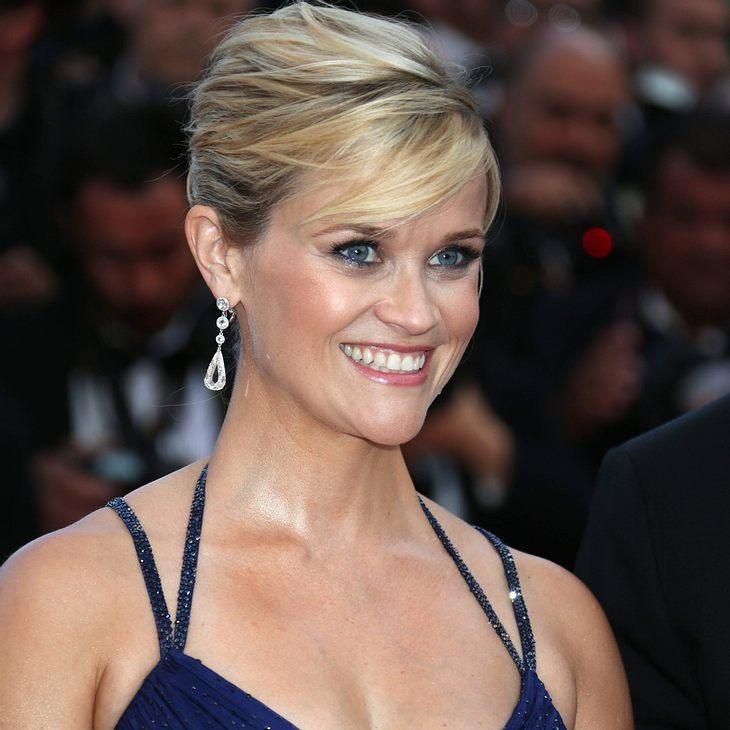 Reese Witherspoon: Wird es ein Junge?