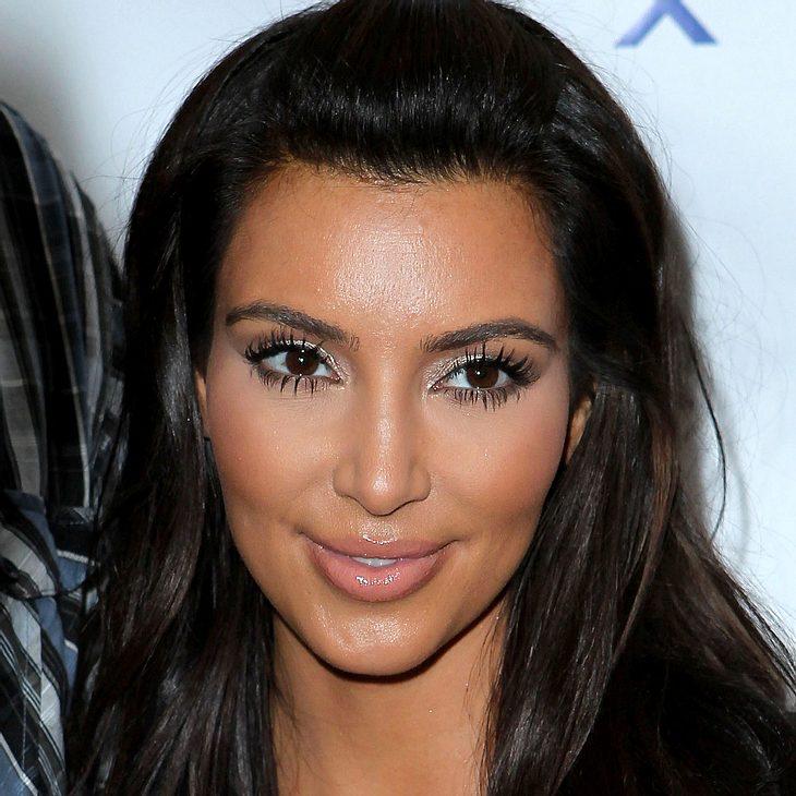 Kim Kardashian träumt von Stern auf dem Walk of Fame