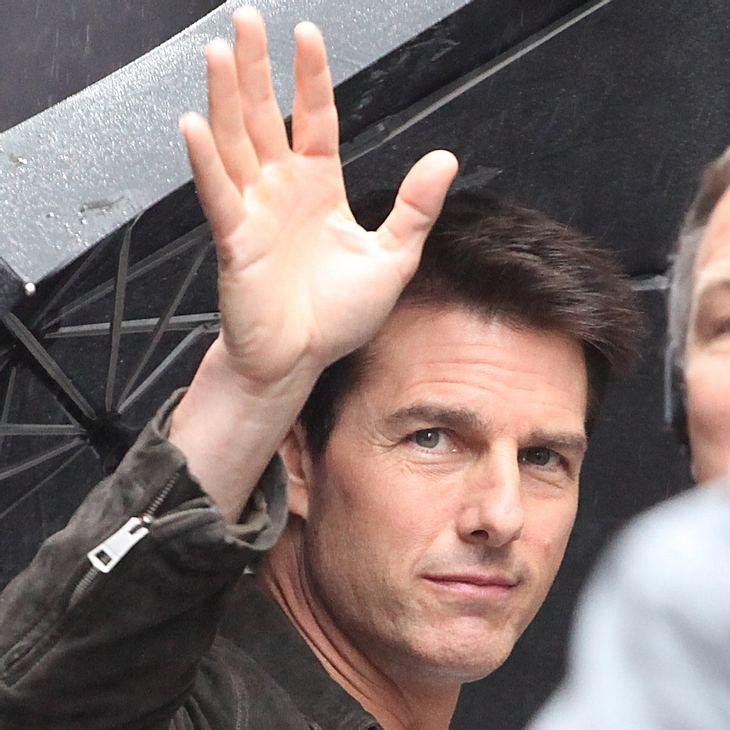 Tom Cruise erweist sich als Retter in der Not