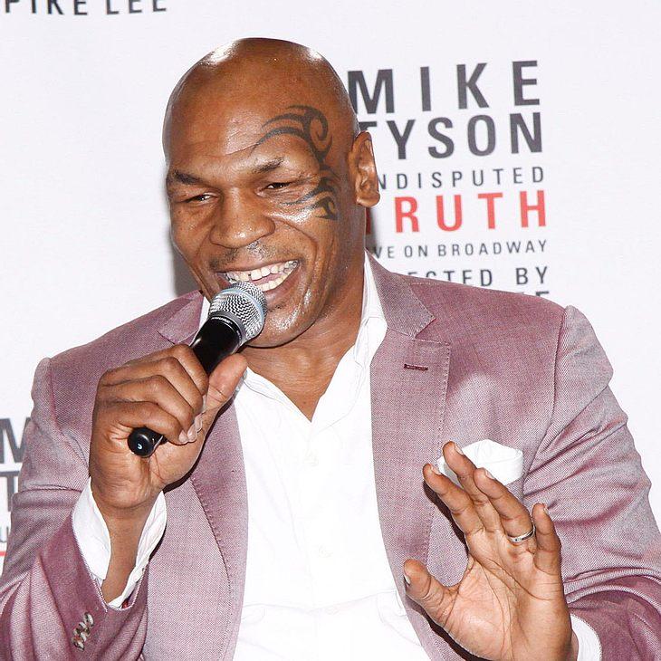 Mike Tyson wird Broadway-Star