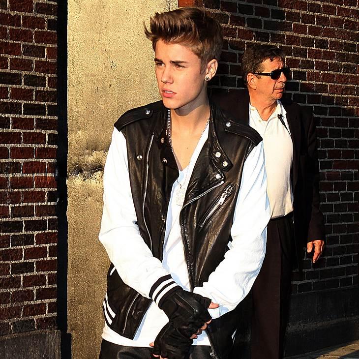 Justin Bieber verschenkte fast seinen MuchMusic Award