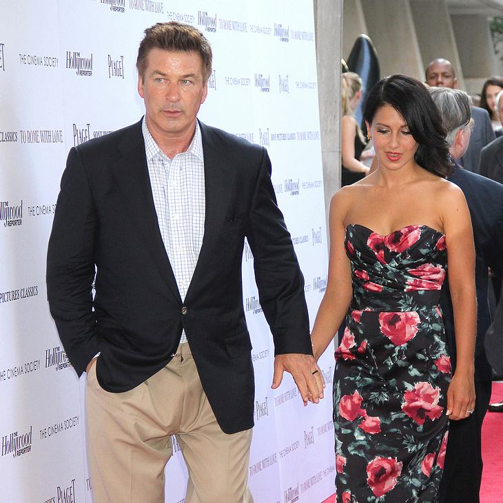 Alec Baldwin hat geheiratet