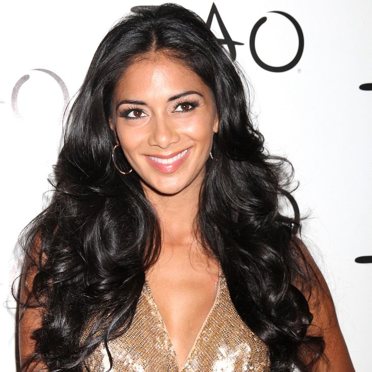 Nicole Scherzinger dementiert Chris Brown-Kuss