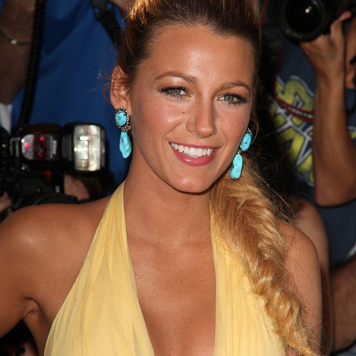 Blake Lively findet Nacktheit irritierend