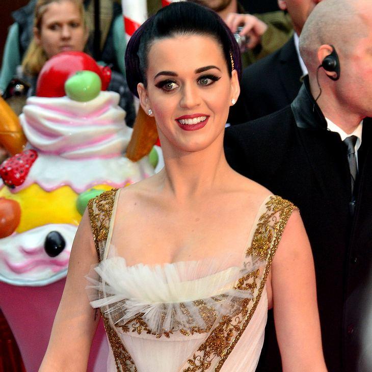 Katy Perry bereut nichts