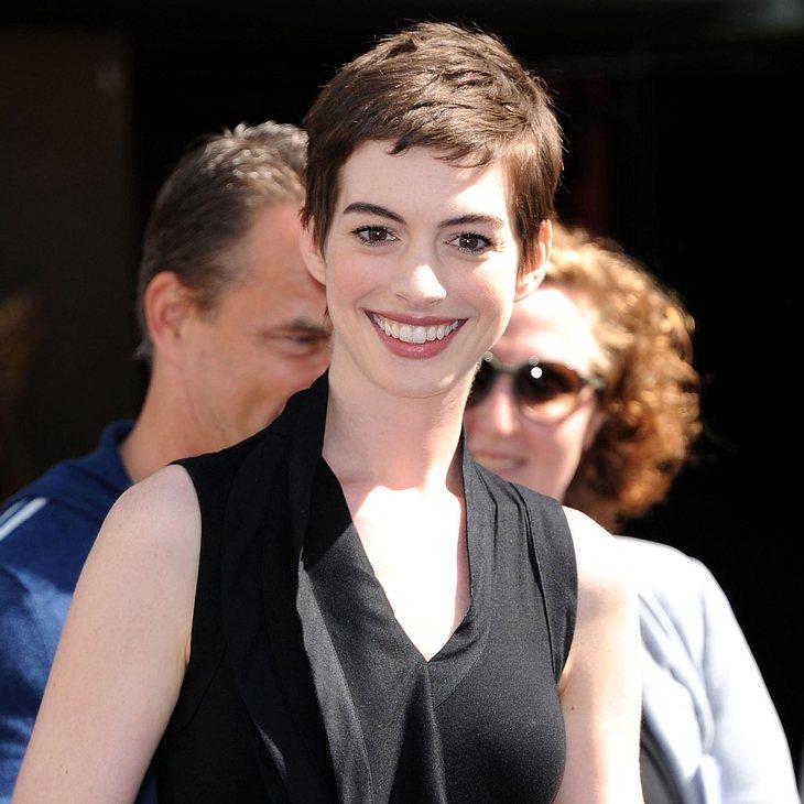 Anne Hathaway: In neuer Rolle zu dünn