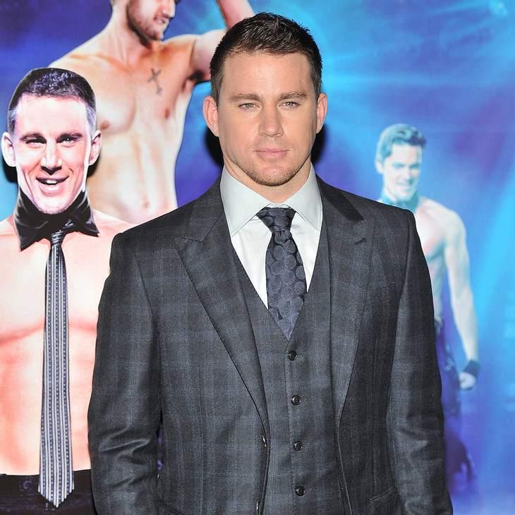 """Channing Tatum: Wird er der """"Sexiest Man Alive""""?"""