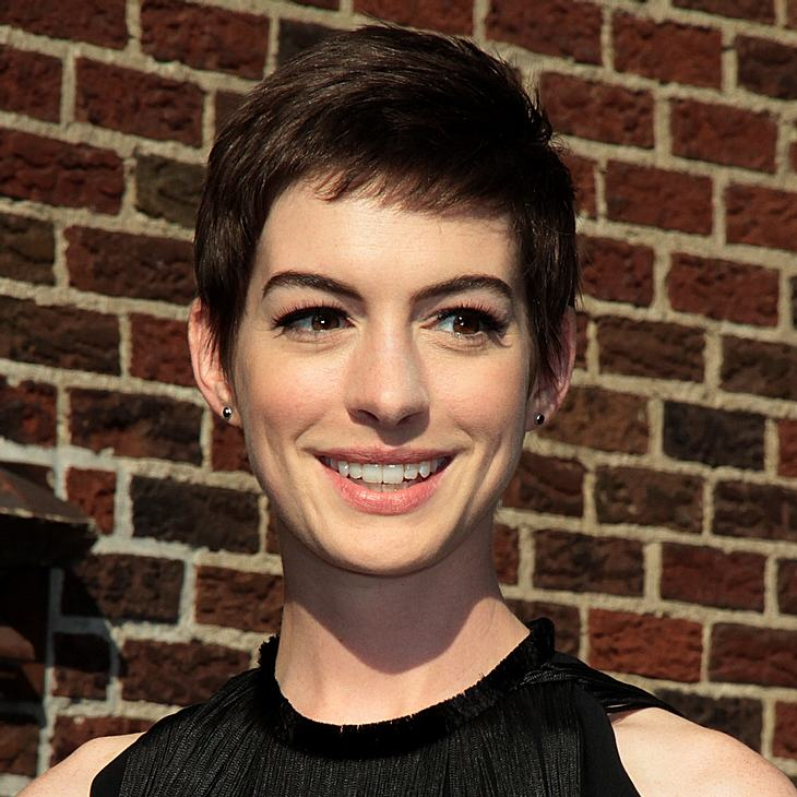 """Anne Hathaway bald in """"Catwoman""""-Film?"""